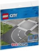 LEGO City Поворот и перекресток (60237)
