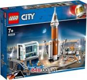 LEGO City  Ракета для запуска в далекий космос и пульт управления запуском (60228)