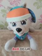 Мягкая игрушка собачка хаски Эверест