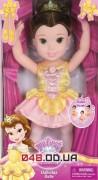 Кукла-малышка балерина Jakks Pasific принцесса Дисней Белль