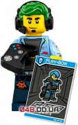 LEGO Minifigures Геймер (71025-1)