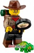 LEGO Minifigures Исследователь (71025-7)