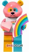 LEGO Minifigures Радужный медведь (71025-15)