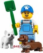 LEGO Minifigures Выгульщица для собак (71025-9)