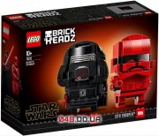 LEGO Brick Headz  Кайло Рен и Штурмовик Ситхов (75232)