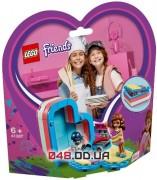 LEGO Friends  Летняя шкатулка-сердечко для Оливии (41387)