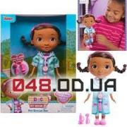 Кукла Дисней Доктор Плюшева с аксессуарами, 22 см