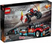 LEGO Technic  Шоу трюков на грузовиках и мотоциклах (42106)