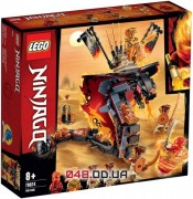 LEGO Ninjago Огненный кинжал (70674)