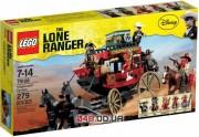 LEGO the Lone Ranger Побег на дилижансе (79108)