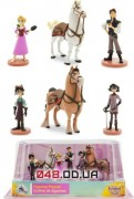 Рапунцель Дисней набор фигурок Новая история оригинал Disney Rapunzel