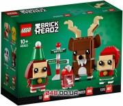 LEGO BrickHeadz Олень и эльфы (40353)