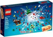 LEGO Iconic Рождественские Идеи 24 в 1 (40253)