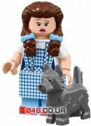 LEGO Minifigures Дороти Гейл и Тото (71023_10)