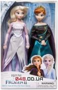 Набор кукол Дисней королева Анна и снежная королева Эльза (Холодное сердце 2)