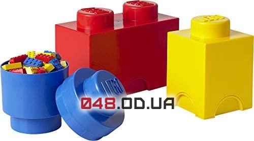 LEGO Набор контейнеров для хранения конструктора (3 шт.)
