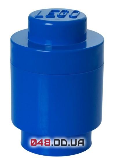 LEGO Одноточечный бокс для хранения конструктора, синий