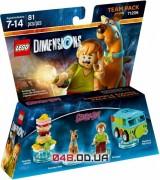 LEGO Dimensions Тим-пак: Скуби Ду (71206)