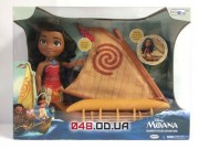 Игровой набор Jakks Pasific кукла Моана малышка и какое