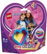 LEGO Friends для девочек  Шкатулка-сердечко Оливии (41357)
