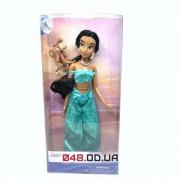 Кукла принцесса Дисней Жасмин с питомцем (обезьянка Абу)