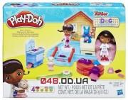 Игровой набор пластелина Play-doh клиника доктор Плюшева