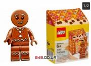 LEGO Раритет Пряничный человечек (5005156)