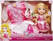 Игровой набор Jakks Pasific Кукла принцесса Аврора с платьем для девочки 4-5 лет