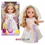 Кукла невеста Jakks Pasific принцесса Рапунцель в свадебном платье, 37 см.