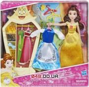 Игровой набор Hasbro Гардеробная Бель с платьями и аксессуарами