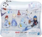 Игровой набор Hasbro мини куклы Анна, Эльза, Кристоф и Олаф, серия