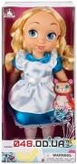 Кукла аниматор Дисней малышка Алиса, 40 см (выпуск 2020 г.)