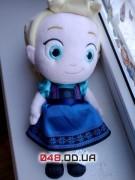 Плюшевая кукла Дисней принцесса Эльза, бу