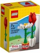 LEGO Iconic Цветы (40187)