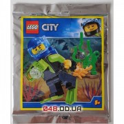 LEGO City Крутой дайвер (951906)
