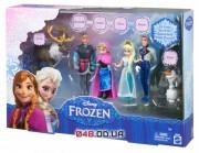 Игровой набор Mattel мини-кукол из м/ф Холодное сердце
