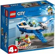LEGO City Воздушная полиция: патрульный самолёт (60206)