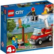 LEGO City Пожар на пикнике (60212)