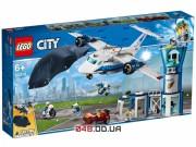 LEGO City Воздушная полиция: Авиабаза (60210)