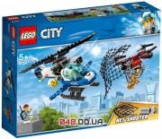 LEGO City  Воздушная полиция: Погоня дронов (60207)