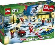 LEGO City Новогодний адвент календарь 2020-2021 (60268)