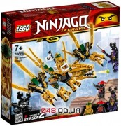 LEGO Ninjago Золотой дракон (70666)