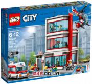 LEGO City Городская больница  (60204)