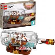 LEGO Ideas Корабль в бутылке (92177)