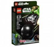 LEGO Star Wars Имперский TIE бомбардировщик и поле астероидов (75008)