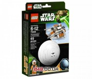 LEGO Star Wars  Снеговой спидер и Планета Хот (75009)