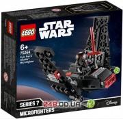 LEGO Star Wars Микроистребитель шаттл Кайло Рена (75264)