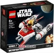LEGO Star Wars Микроистребитель Истребитель Сопротивления Y-wing (75263)
