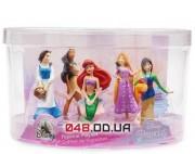 Игровой набор фигурок принцессы Диснея, 5 шт.
