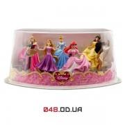 Игровой набор фигурок принцессы Диснея, 7 шт.